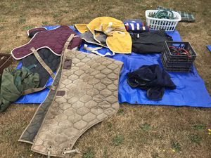 Misc horse tack for Sale in Yelm, WA