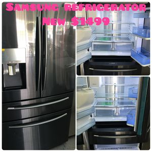 Samsung refrigerator new-30 days warranty for Sale in Orlando, FL