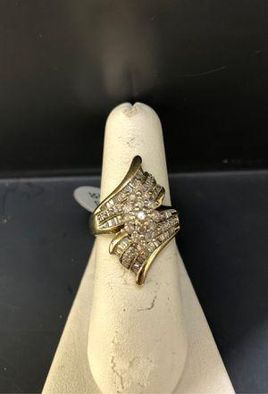 Ladies 10k Diamond Ring 💍 for Sale in Houston, TX