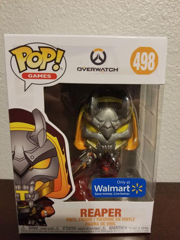Walmart exclusive hellfire reaper funko pop