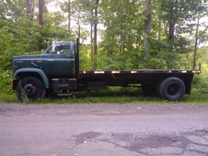89 GMC topkick flatbed for Sale in Stanardsville, VA