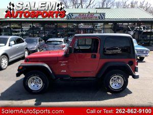 1999 Jeep Wrangler for Sale in Trevor, WI