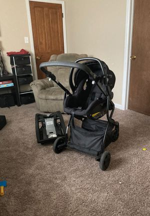 Stroller and car seat for Sale in Colorado Springs, CO