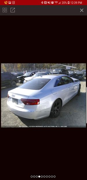 2013 audi a5 parts for Sale in Baltimore, MD