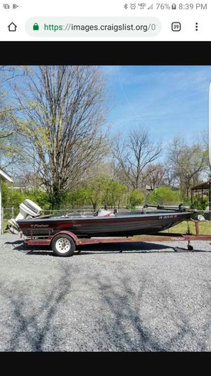 89 fisher gt 16 for Sale in Westmoreland, TN