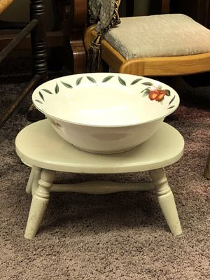 Tiny Vintage Foot Stool for Sale in Pelham, AL