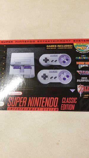 Super Nintendo for Sale in Denver, CO