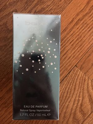AUTHENTIC BEBE DESIRE PERFUME 50 mL for Sale in South Brunswick Township, NJ