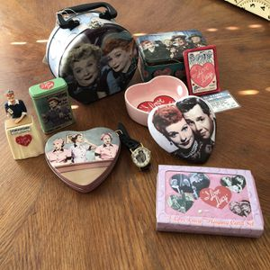 I love Lucy collectibles. Miscellaneous items for Sale in Corona, CA