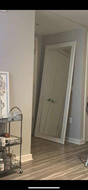 Large Mirror (floor or wall) for Sale in Washington, DC