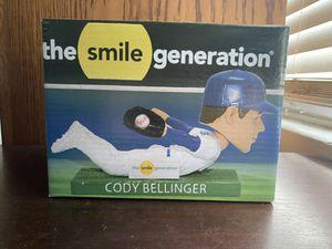 Cody bellinger bobblehead quakes dodgers for Sale in Arcadia, CA