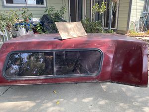 1989 Camper shell step side for Sale in Lomita, CA