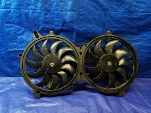 2009 - 2019 INFINITI EX35 G37 M37 M56 Q60 Q70 QX50 RADIATOR COOLING FAN ASSEMBLY # for Sale in Fort Lauderdale, FL