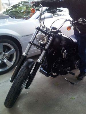 Harley Davidson motorcycle for Sale in Fresno, CA