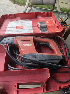 Power tool Saw saw Hilty for Sale in McLean, VA