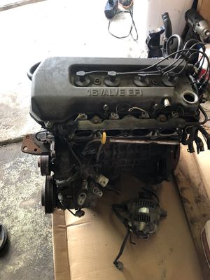 99 toyota corrola engine for Sale in Hartford, CT