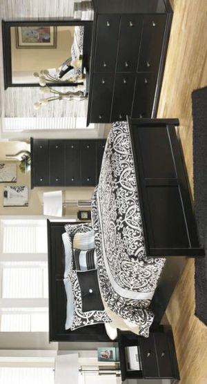 Maribel Black Panel Bedroom Set | B138 for Sale in Laurel, MD