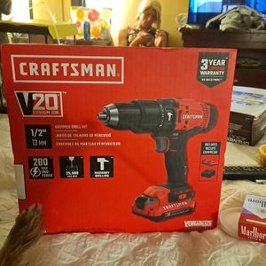 Craftsman V20 Lithium ION for Sale in Los Angeles, CA