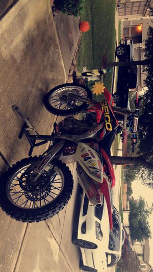 2008 crf450R for Sale in Kyle, TX
