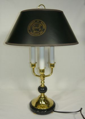 University of Illinois Executive Desk Lamp for Sale in Wheaton, IL