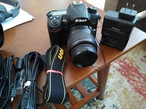 Nikon D7000 with all accessories for Sale in Highland Beach, MD