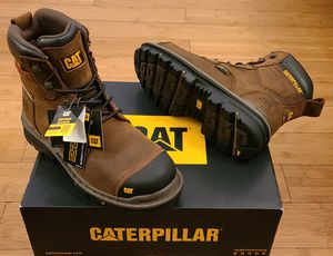 CAT Work Boots size 10.5,11.5,12,13 and 14 for Men. for Sale in East Compton, CA