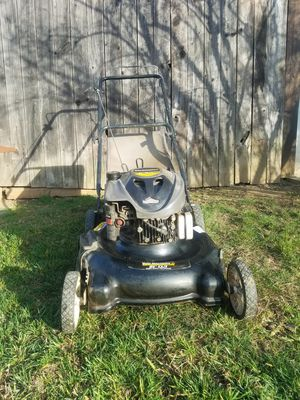 Yard machines lawn mower for Sale in Rancho Cordova, CA