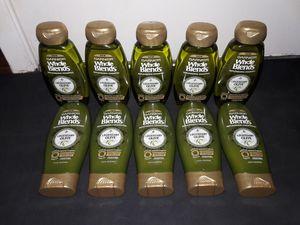 Garnier Fructis Whole Blends Legendary Olive Shampoo & Conditioner Bundle: 10 for $25 for Sale in Garland, TX