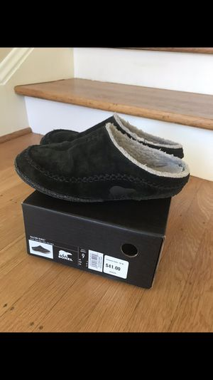 Sorel Slipper Used Size 9 Used size 9 Good condition. for Sale in Portland, OR