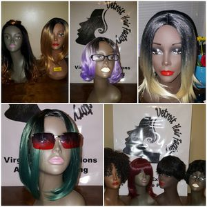 Synthetic Wigs for Sale in Detroit, MI