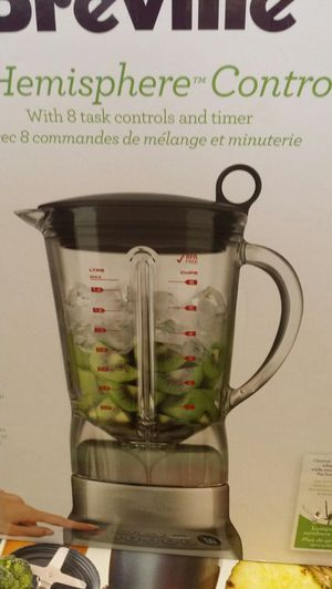 Breville bbl60xl hemisphere blender for Sale in Brockton, MA