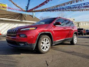 2014 Jeep Cherokee for Sale in Philadelphia, PA