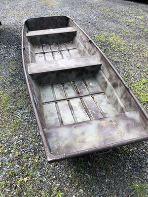 Jon boat for Sale in Stockbridge, MA
