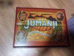 Jumanji board game for Sale in NW PRT RCHY, FL