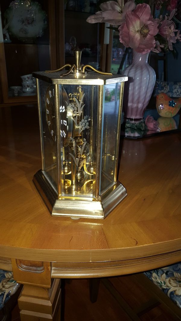 Antique Kundo Clock
