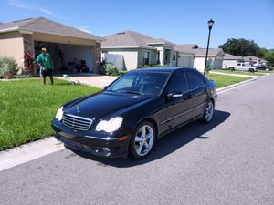 Mercedes c230 spor 06 for Sale in Winter Haven, FL