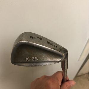 Wilson K-28 Pitching Wedge / RH / Regular Steel for Sale in Alhambra, CA