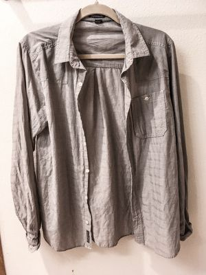 Vintage Striped Button-up size small for Sale in Purcellville, VA