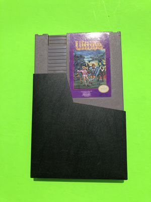 Original NES Nintendo Ultima for Sale in Missoula, MT