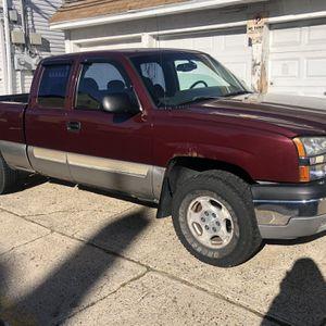 2003 Chevrolet Silverado 1500 for Sale in Paterson, NJ