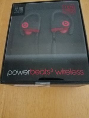 Power Beats by Dre 3 for Sale in Tampa, FL
