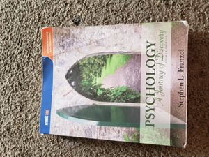 Psychology A Journey of Discovery for Sale in Downey, CA