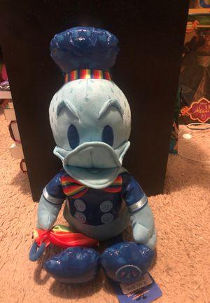 Disney Donald Duck memories August plush for Sale in Sterling, VA