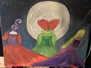 The Sanderson sisters painting $50 for Sale in Lacey, WA