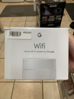 Google WiFi New Sealed Home WiFi for Sale in Hesperia, CA
