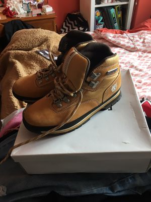 Timberland Boots women's size 7 for Sale in Alexandria, VA