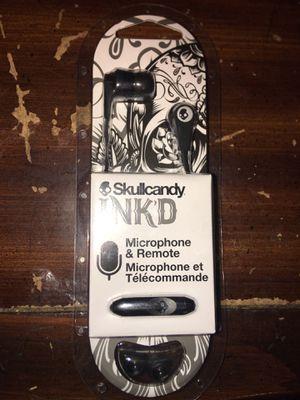 Skullcandy Ink'd headphones for Sale in Chandler, AZ