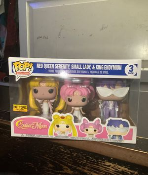 Sailor moon funko pop for Sale in Fontana, CA