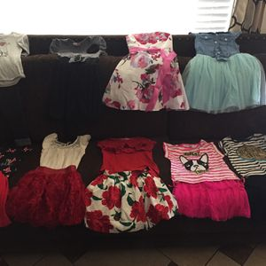 Girls Dresses And Skirt With Shirt Combos for Sale in Phoenix, AZ