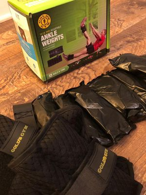 Ankle weights for Sale in Clinton, MS
